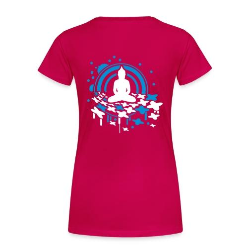 t-shirt KHMERSEILLAISE - T-shirt Premium Femme