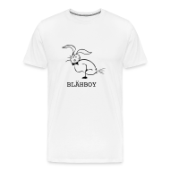 T-Shirts ~ Männer Premium T-Shirt ~ Blähboy