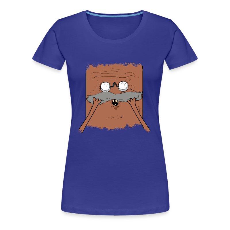 Korvspad (DAM) - Premium-T-shirt dam