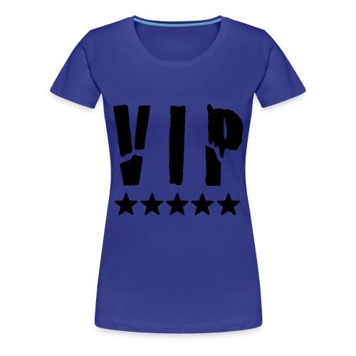 VIP 5-Star - Women's Premium T-Shirt