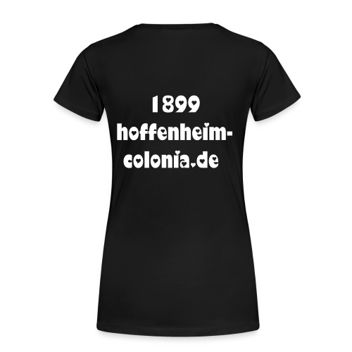 Women Fanclub Basic Shirt - Frauen Premium T-Shirt