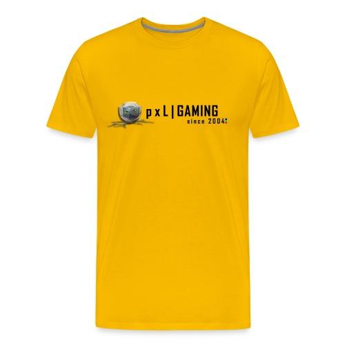 Gamers-for-All.com  pxL Clanshirt  | Herren - Männer Premium T-Shirt