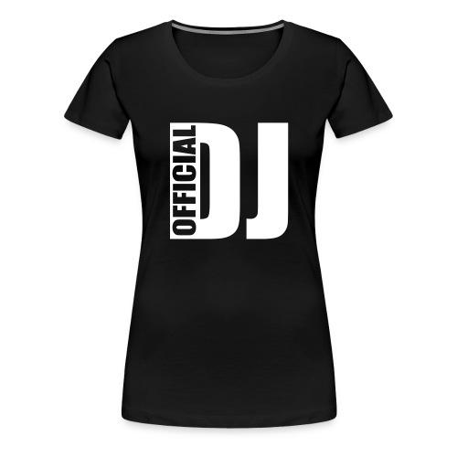 Official Dj BlackBird Shirt - Frauen Premium T-Shirt
