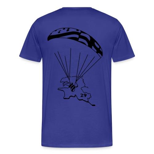 T-shirt para noir - T-shirt Premium Homme