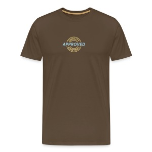 Quality approved mens - Männer Premium T-Shirt