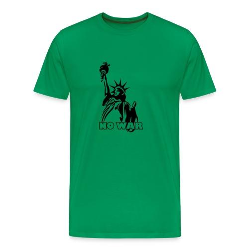 No War - Männer Premium T-Shirt