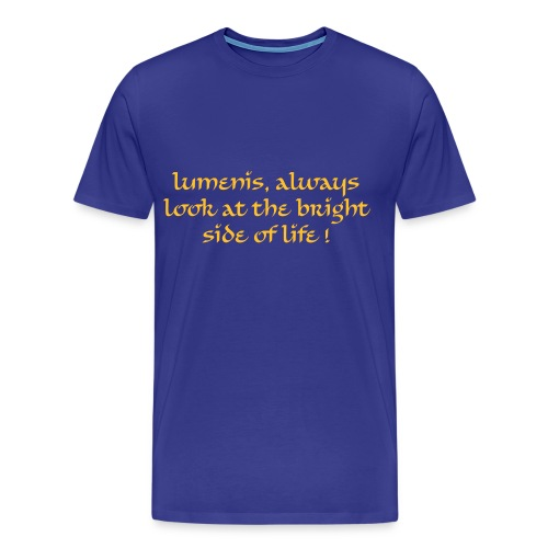 Lumenis bright side - T-shirt Premium Homme