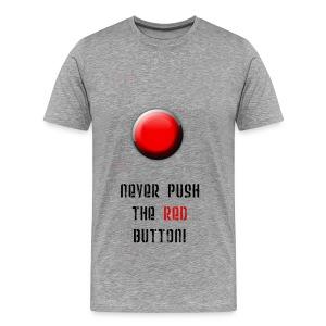 RED BUTTON - BOYS & MAN - Männer Premium T-Shirt
