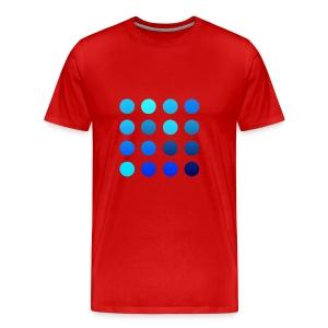 Simple Dotz - MAN & BOYS - Männer Premium T-Shirt