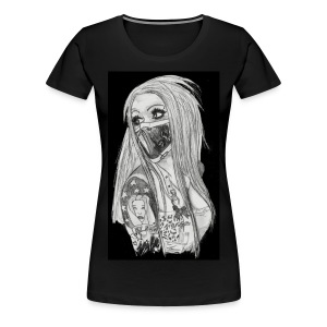 My Ruin Girl (Woman) - Frauen Premium T-Shirt