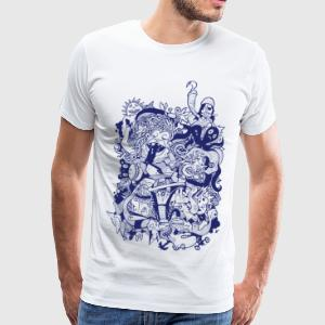 Sailors Yarn - Männer Premium T-Shirt