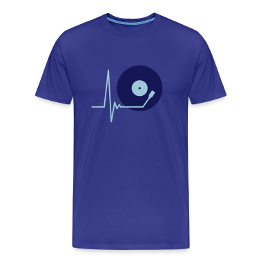 music_pulse_2c T-shirt