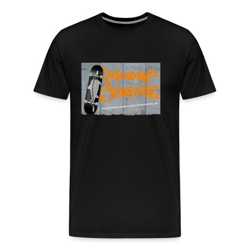 Graffiti Skateboard Männer - Männer Premium T-Shirt