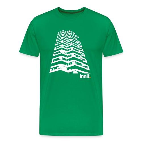 Innit 50PencePiece Moss Green - Men's Premium T-Shirt