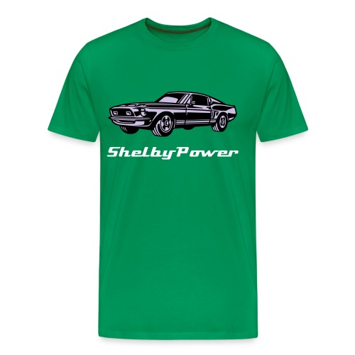 Shelby-Power - Männer Premium T-Shirt
