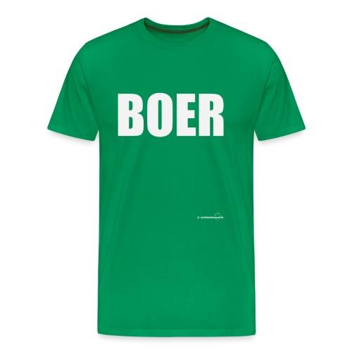 BOER - Mannen Premium T-shirt