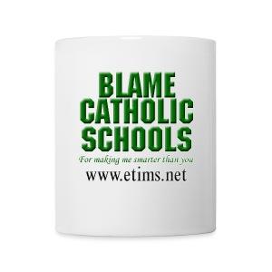 The Blame Mug - Mug