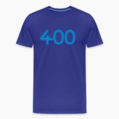number_four_hundred_1c T-Shirts