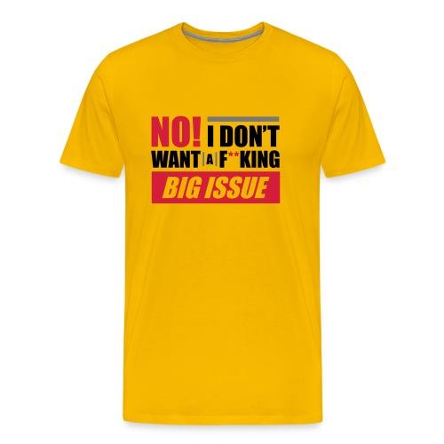Big Issue - Men's Premium T-Shirt
