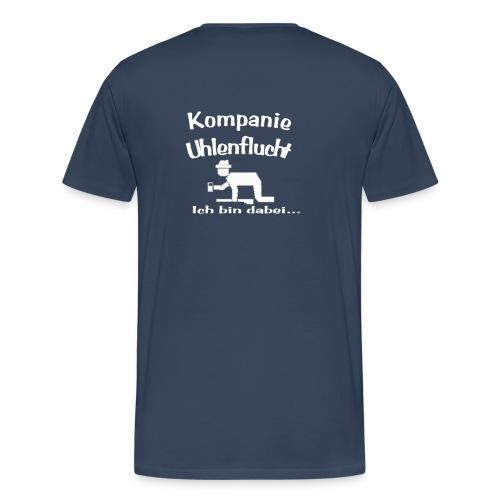 Für Singles...... - Männer Premium T-Shirt