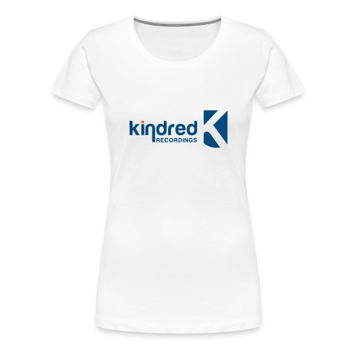 Kindred woman's short sleeve T-shirt  - Women's Premium T-Shirt