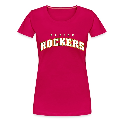Bleichrockers Damen Shirt - Frauen Premium T-Shirt