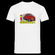 Tee shirts ~ Tee shirt Homme ~ CARBUREX 4cv Rouge