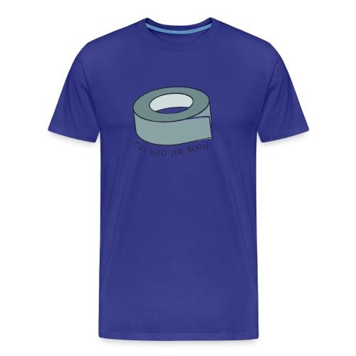 Get into the Boot! - Men's Premium T-Shirt