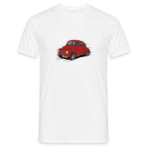 4cv Rouge - T-shirt Homme