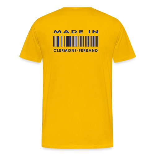 Made in Clermont - T-shirt Premium Homme