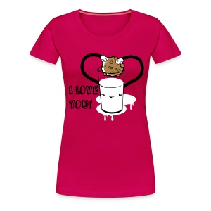 CookieAndMilk - Women's Premium T-Shirt