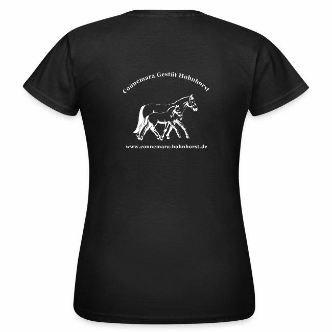 Damen T-Shirt klassisch Gestüt Hohnhorst