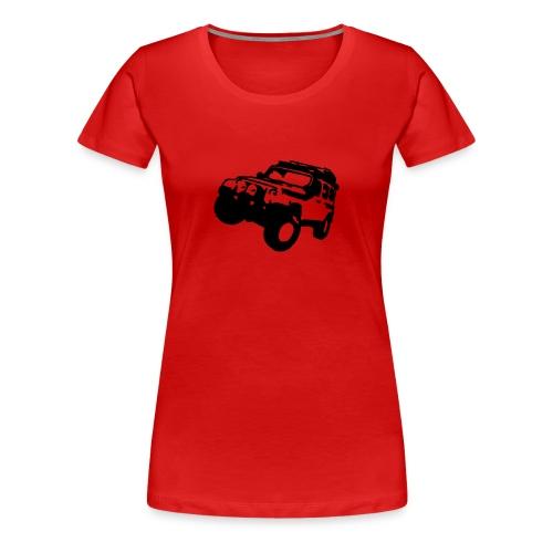 beep beep - T-shirt Premium Femme