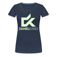 T-Shirts ~ Women's Premium T-Shirt ~ Glow in the dark Kandi shirt