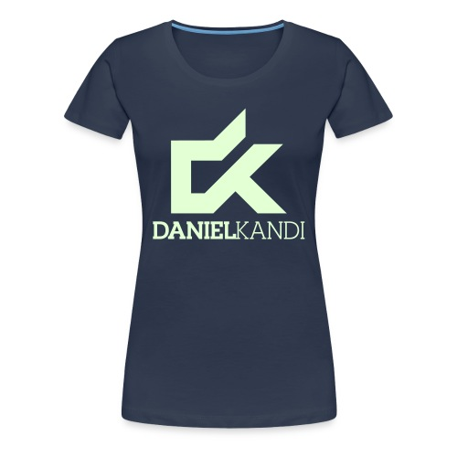 Glow in the dark Kandi shirt - Women's Premium T-Shirt
