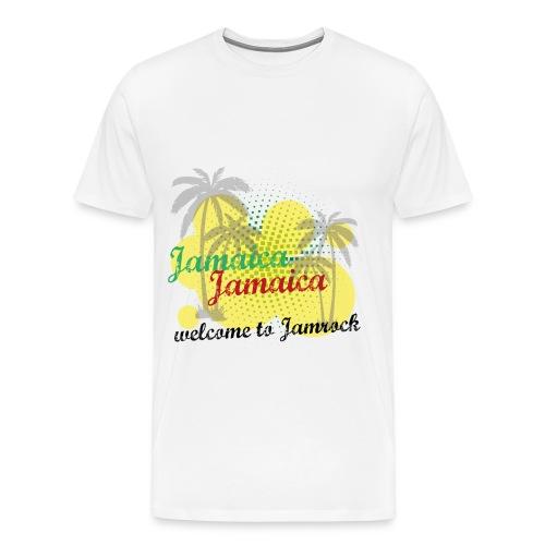 Jamaïca - T-shirt Premium Homme