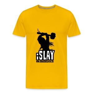 iSLAY - Männer Premium T-Shirt
