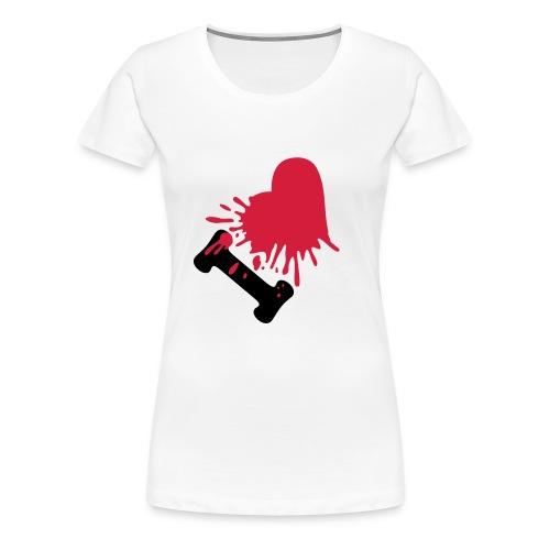 I LOVE GESPRITZT - Frauen Premium T-Shirt