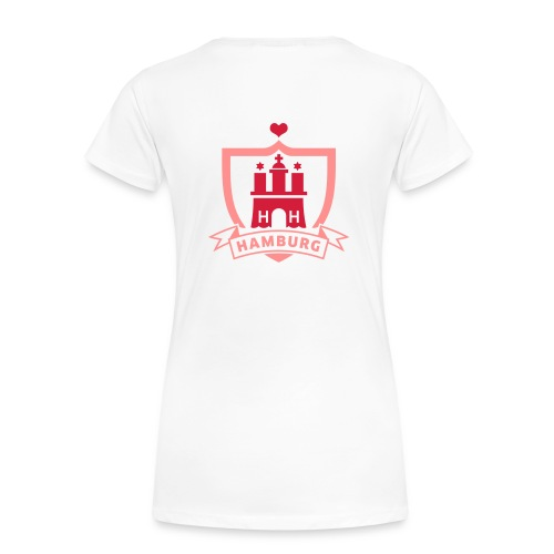 HAMBURG 1 - Frauen Premium T-Shirt