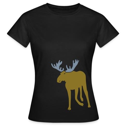 stag deer moose elk antler antlers horn horns cervine hart hunter hunting forest scandinavia sweden