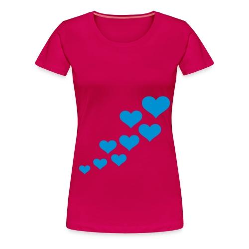 Camiseta LOOOVE rosa      OFERTA    SOLO HASTA EL 29 DE AGOSTO - Camiseta premium mujer