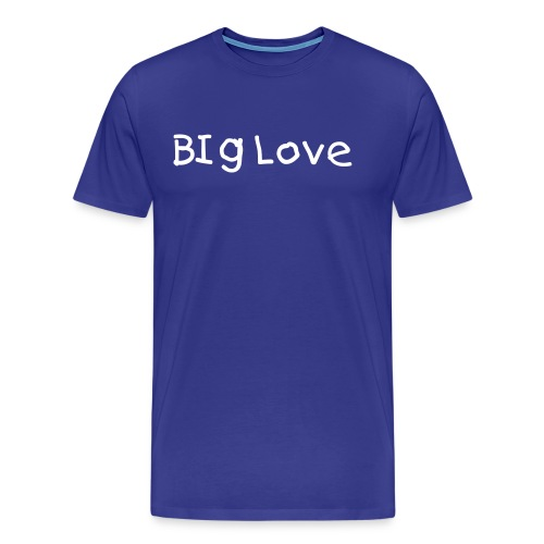 Big Love Tee - Men's Premium T-Shirt