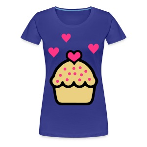 i love cupcake - Women's Premium T-Shirt
