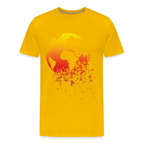 Dead World - Men's Premium T-Shirt