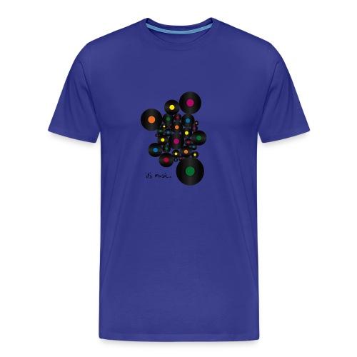 its_music bt - Männer Premium T-Shirt