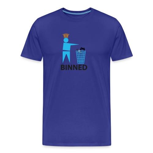 Men's Unit Lost BINNED! - Men's Premium T-Shirt