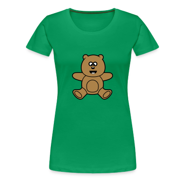 Cute Kawaii Teddy Bear T-Shirts