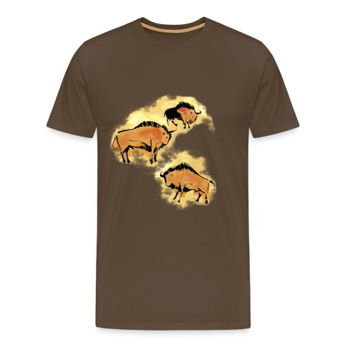 Wisente - Männer Premium T-Shirt