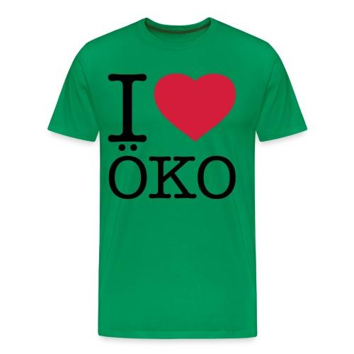 Öko Rockz *lite* - Männer Premium T-Shirt