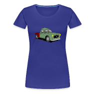 Tee shirts ~ T-shirt Premium Femme ~ 403 PICK UP